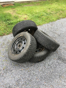 235/55/R17. 9 TIRES FOR SALE! Sussex area.