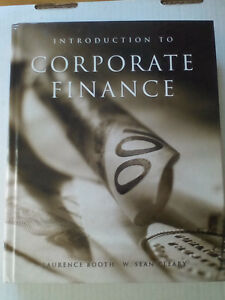 Introduction to Corporate Finance L Booth, S Clearly