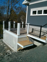 Decks, Patios, sheds and fencing of any kind
