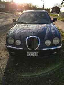 2002 Jaguar S-TYPE Sedan, $3000 OBO Belleville Belleville Area image 1