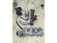 Nissan Navara 2008 Inlet / Exaust / Throttle body parts