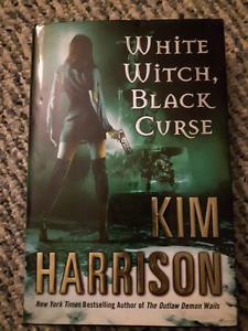 White Witch, Black Curse Hardcover