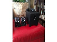 Speakers 2.1 Logitech z313