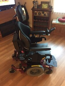2015 Quickie Xperience Power Wheelchair with tilt Strathcona County Edmonton Area image 1