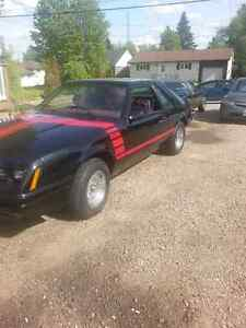 86 stang CHEAP!!!!!!!!! lots of new parts new paint