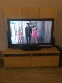 Ikea Oak effect TV unit