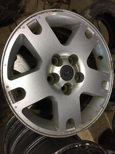 Ford Escape rims 5 x 114.3 bolt pattern