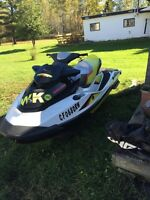 2014 Seadoo wake 215 only 39hrs
