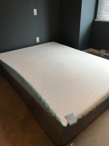 Memory Foam Bloom Mattress (Good quality) (Pick up only)
