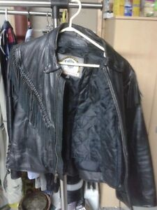 biker leather pants and jackets