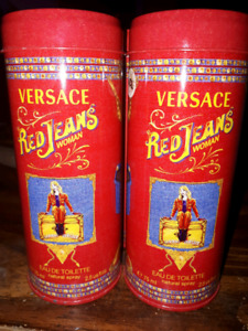Versace Red Jeans perfume