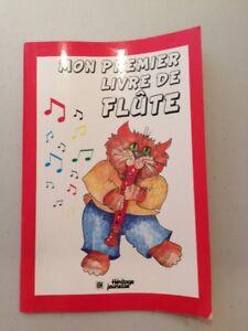 Flute - Livres pour l'apprentissage