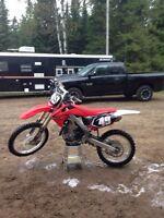 Honda crf 450 2012