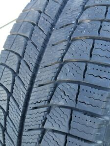 Winter Micheline Ice X used tires.
