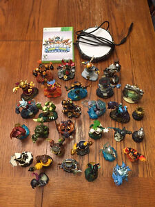 Skylander - Swap Force game, portal and characters - X-Box 360