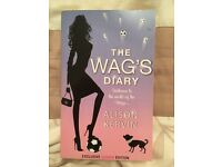 The wag's diary book