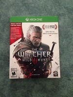 The Witcher 3 Xbox One