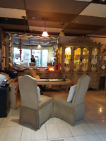 Space for rent for Manicure and Pedicure//Espace a louer
