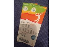 TWO Olympic Volleyball Tickets (Indoor)