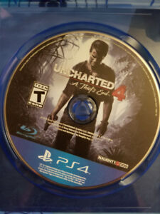Uncharted 4 ps4 $15
