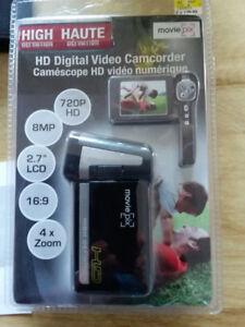 HD Digital Video Camcorder