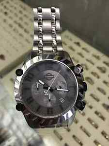 Harley-Davidson Men's Chronograph Watch by Bulova (78B133)