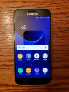 Samsung S7 phone with box (2 of 2 available)