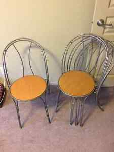 Extra chairs for sale