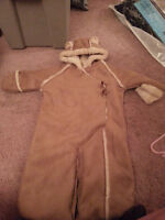 Baby Gap Sherpa Snow suit!!