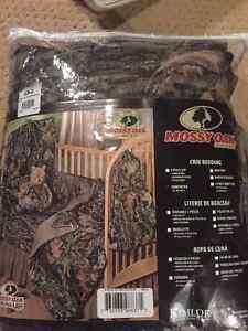 Cabela's Mossy Oak Crib Comforter