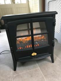 Dimplex Jazz electric stove / log burner / electric fire