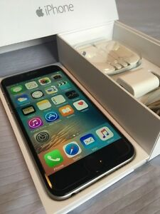 iPhone 6, Factory Unlocked, 128GB Complete w/box!  $750