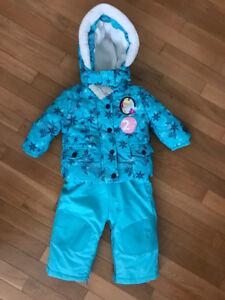New 2 Piece Disney Snowsuit