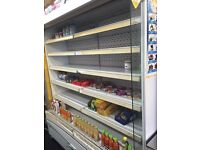 Commercial display Fridge and shelf for sell
