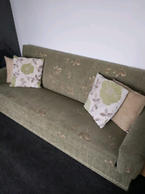 3 seater sofabed with storage