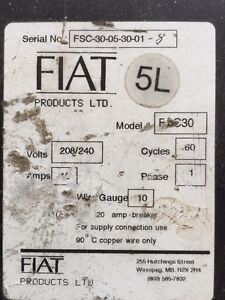 FIAT STEAM GENERATOR UNIT - first $150 gets its Kitchener / Waterloo Kitchener Area image 2