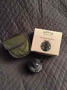 ORVIS Battenkill Mid Arbor Fly Reel - brand new