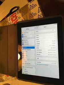 Ipad gen 2, 16GB about 4 years old c/wclip on bluetooth keyboard