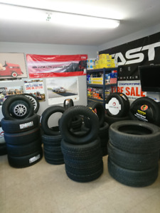 New and Used Tires for Sale at Torque Auto
