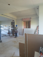 Drywall, Painting, Mud and Tape