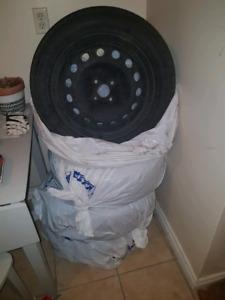 All season tires Firestone 205/55 R16
