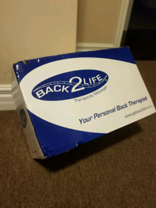 Back2life therapeutic massager