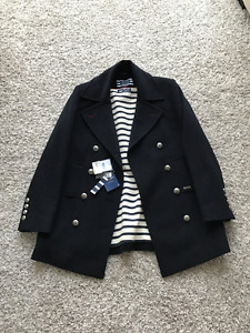 BRAND NEW St James Classic Coat