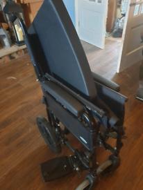 ****SOLD******Push Wheelchair