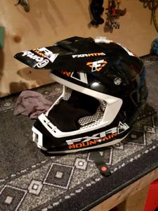 FXR sled Helmet