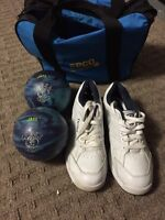 Bowling set for sale!