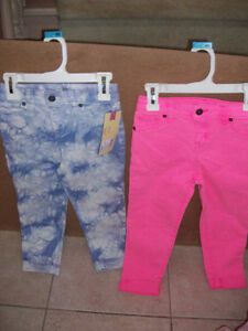 Lot of Girls Size 6/6X Tops/Shorts/Pants - BRAND NEW
