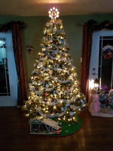 7 Foot Christmas Tree $200 or best offer