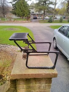 KRAUSER BMW SUPORT RACK MADE IN WEST GERMANY HONDA GOLDWING Windsor Region Ontario image 1