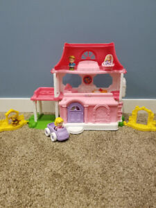 Fisher- Price Little People House